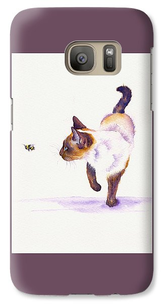 Bee Free Galaxy S7 Case