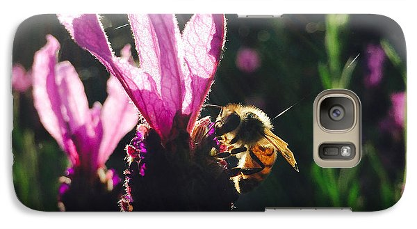 Bee Illuminated Galaxy S7 Case