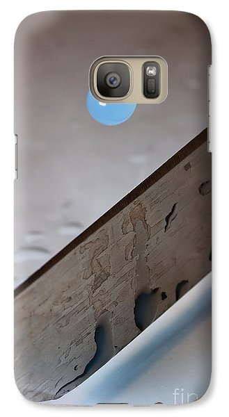 Galaxy Case featuring the photograph Before by Joerg Lingnau