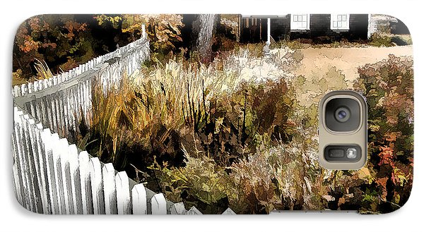 Galaxy Case featuring the photograph Before Snow Flies by Betsy Zimmerli