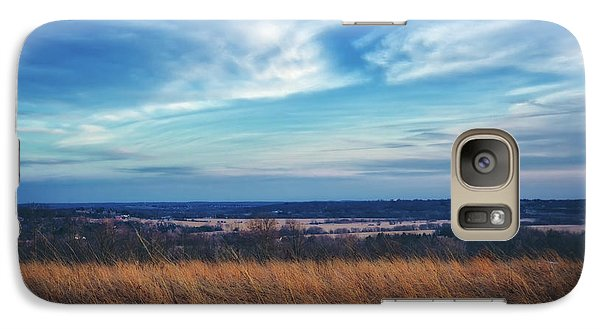 Galaxy Case featuring the photograph Before Sunset At Retzer Nature Center - Waukesha by Jennifer Rondinelli Reilly - Fine Art Photography