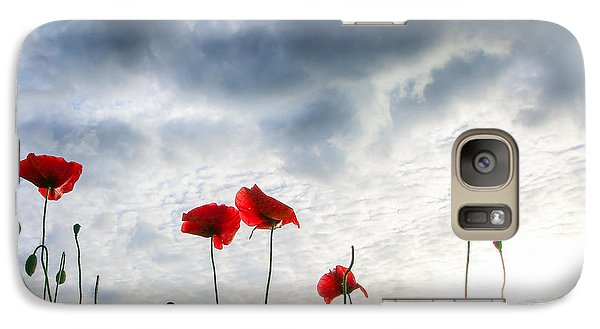 Galaxy Case featuring the photograph Before The Storm by Franziskus Pfleghart