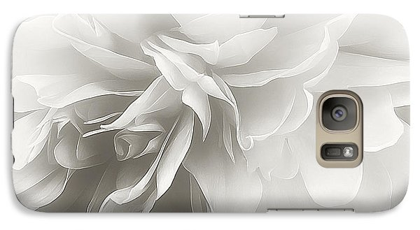 Galaxy Case featuring the photograph Behind The Veil by Darlene Kwiatkowski