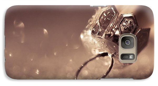 Galaxy Case featuring the photograph Believe In The Magic by Yvette Van Teeffelen