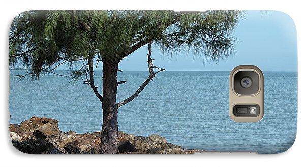Belize Ocean Front Galaxy S7 Case