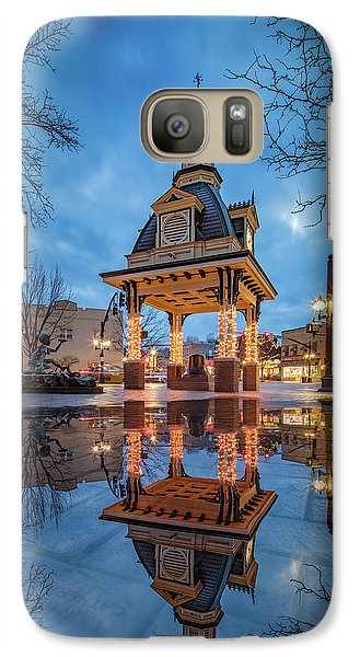 Bell Tower  In Beaver  Galaxy S7 Case