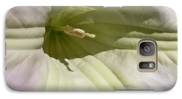 Galaxy Case featuring the photograph Belle Of The Ball by Betty Northcutt