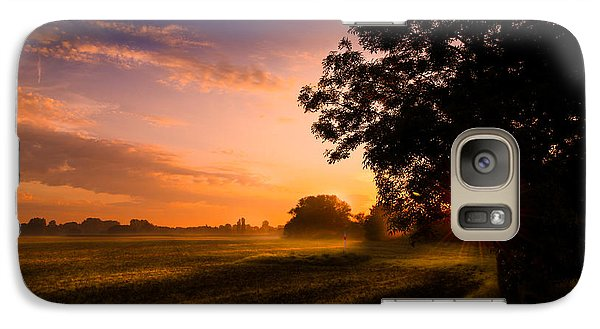 Galaxy Case featuring the photograph Beloved Land by Franziskus Pfleghart