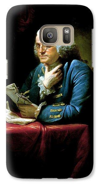 Ben Franklin Galaxy S7 Case