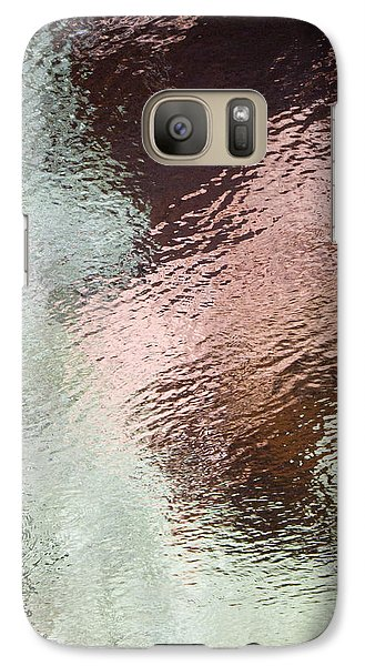 Galaxy Case featuring the photograph Lady Of The Lake by Tom Vaughan