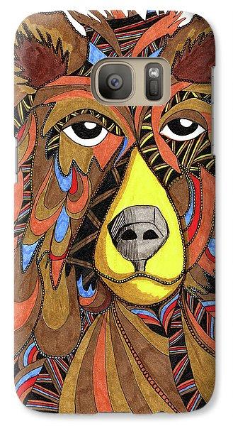 Benjamin Bear Galaxy S7 Case