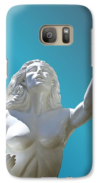 Galaxy Case featuring the photograph Beseech by Kristin Elmquist