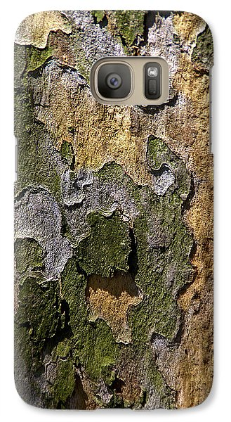 Galaxy Case featuring the photograph Between Light And Shadow by Lynda Lehmann