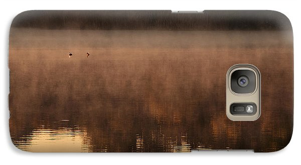 Galaxy Case featuring the photograph Bev's Retreat by Tamyra Ayles