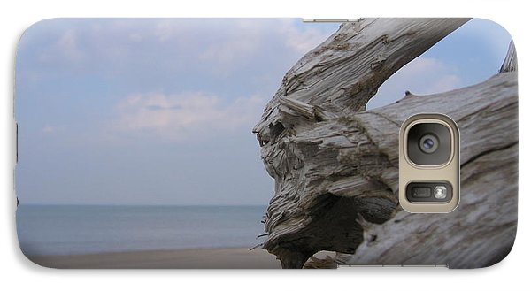 Galaxy Case featuring the photograph Driftwood by Maciek Froncisz
