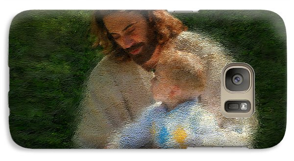 Religion Galaxy S7 Case - Bible Stories by Greg Olsen