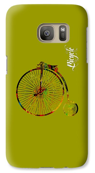 Bicycle Collection Galaxy Case by Marvin Blaine