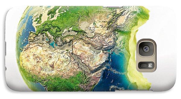 Mo Galaxy S7 Case - Big Apple by Mo T