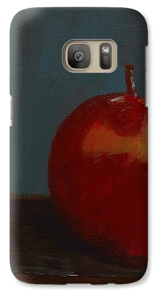 Galaxy Case featuring the photograph Big Apple by Russell Smidt