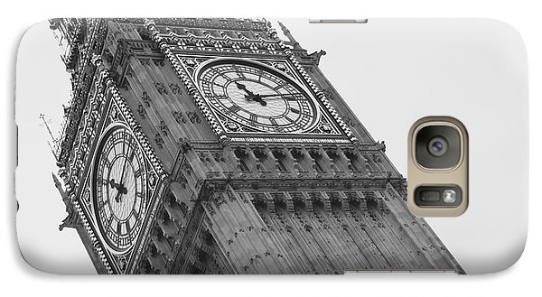 Galaxy Case featuring the photograph Big Ben by Louise Fahy