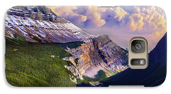 Galaxy Case featuring the photograph Big Bend by John Poon