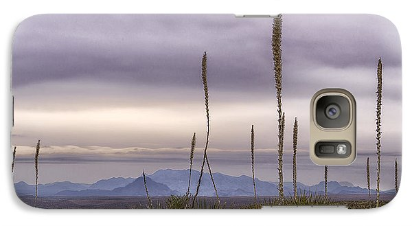 Galaxy Case featuring the photograph Big Bend Vista by Wendell Thompson
