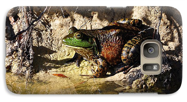 Galaxy Case featuring the photograph Big Bud by Al Powell Photography USA