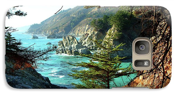 Big Sur Vista Galaxy S7 Case