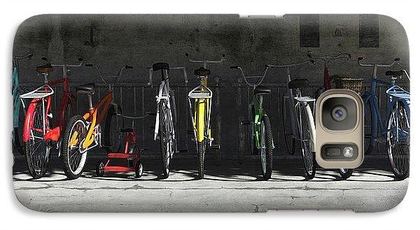 Bike Rack Galaxy S7 Case