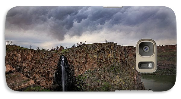 Billy Chinook Falls Galaxy S7 Case
