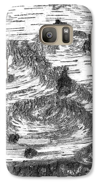 Galaxy Case featuring the photograph Birch by Colleen Williams