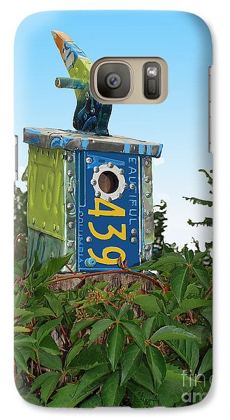 Bird House 439 Galaxy S7 Case