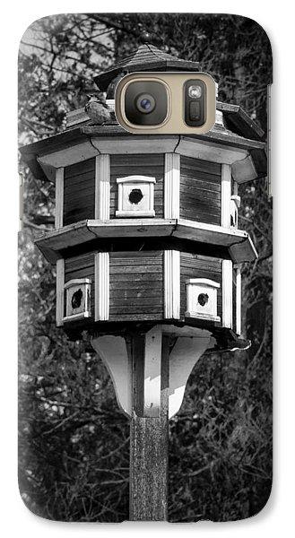 Galaxy Case featuring the photograph Bird House by Jason Moynihan