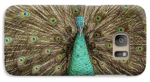 Peacock Galaxy S7 Case