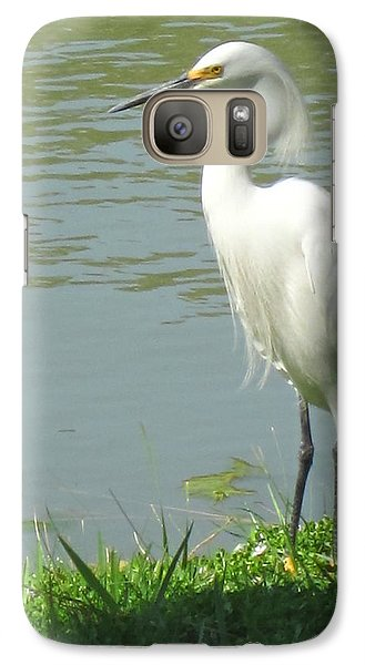 Bird Galaxy S7 Case