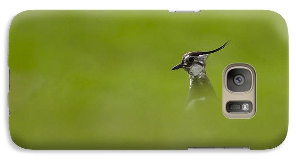 Galaxy Case featuring the photograph Bird-watching by Gabor Pozsgai