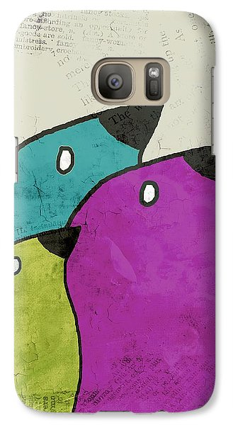 Birdies - V06c Galaxy Case by Variance Collections