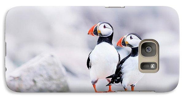 Birdland Galaxy S7 Case by Evelina Kremsdorf