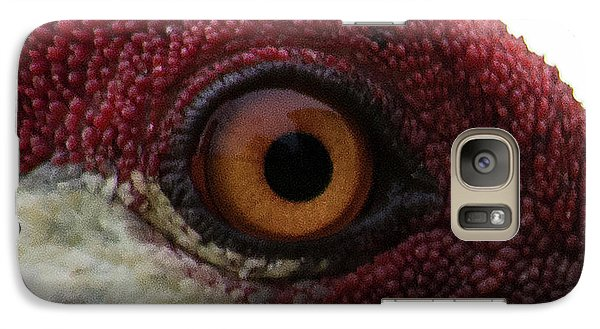 Galaxy Case featuring the photograph Birds Eye by Brian Jones