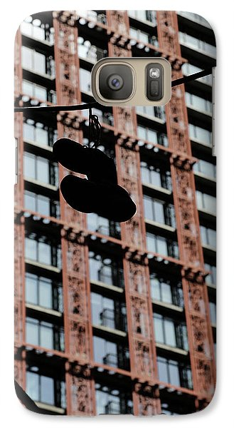 Galaxy Case featuring the photograph Birds Of Soul  by Empty Wall