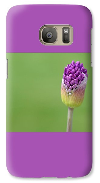 Galaxy Case featuring the photograph Birthing Springtime by Linda Mishler