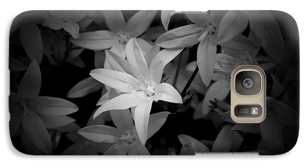 Galaxy Case featuring the photograph Black And White by Milena Ilieva