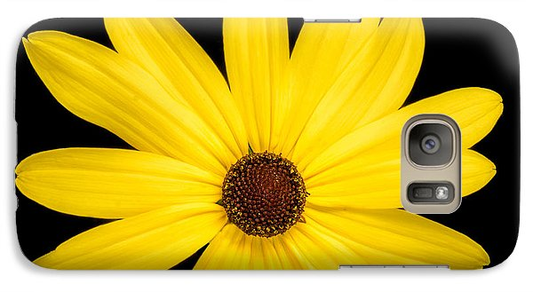 Galaxy Case featuring the photograph Black Eyed Susan  by Jim Hughes