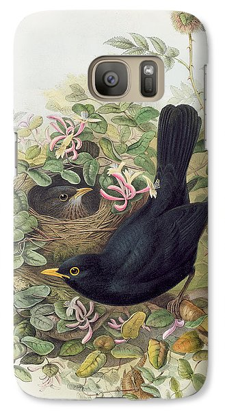 Blackbird,  Galaxy S7 Case