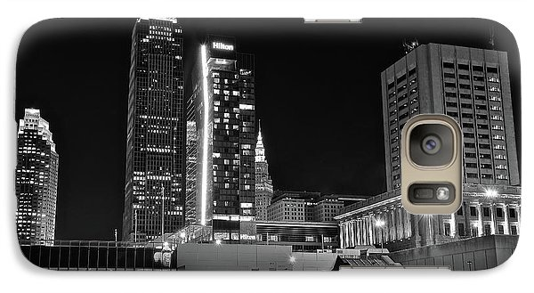 Galaxy Case featuring the photograph Blackest Night In Cle by Frozen in Time Fine Art Photography