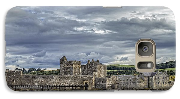 Blackness Castle Galaxy S7 Case