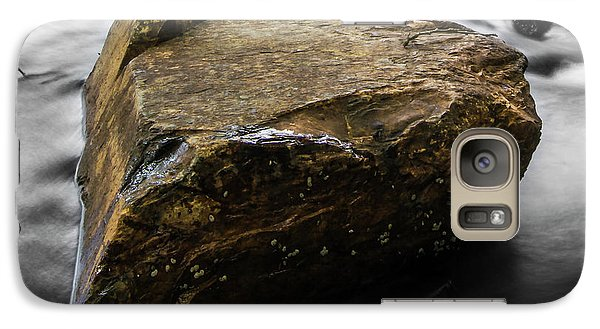 Galaxy Case featuring the photograph Blonde Rock by Brian Jones