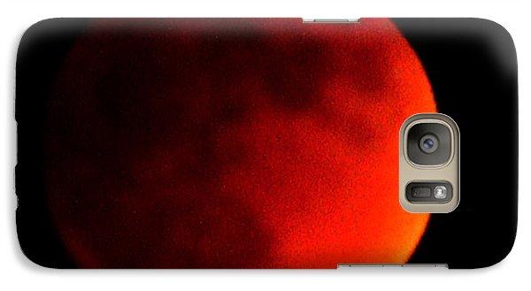 Blood Moon Galaxy S7 Case