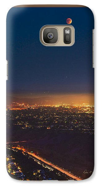 Blood Moon San Diego Galaxy S7 Case