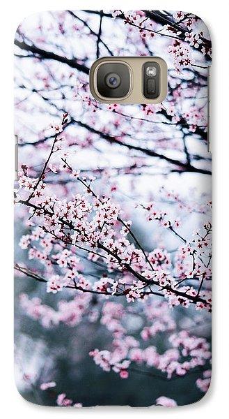 Galaxy Case featuring the photograph Blossoming Buds by Parker Cunningham